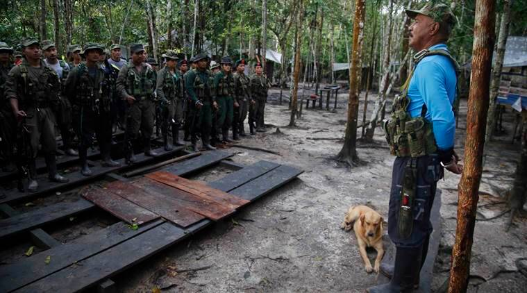 colombia, colombia peace deal, colombia rebels, colombia farc rebels, colombia government, Luis Carlos Villegas, colombia defense minister, world news, colombia news
