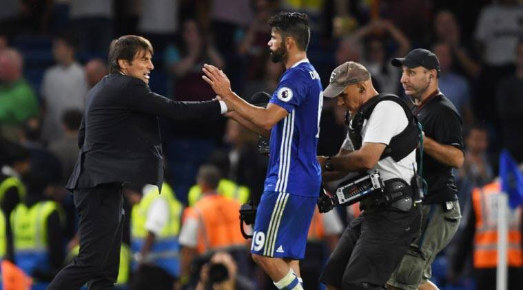 Antonio Conte said he believed his approach was working well. (Source: Reuters)