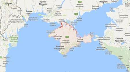 Russia deploys warships near Crimea for Ukrainian missile tests:Reports
