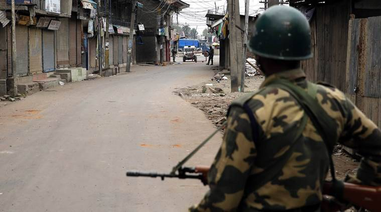 Curfew, Kashmir valley, Curfew in kashmir, Kashmir news, latest news, India news, National news, latest news from kashmir