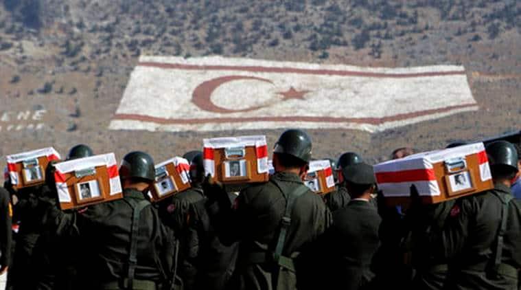 Turkish Cypriot villagers, Turkish Cypriot, turkey invasion, ethnic war turkey, turkey 1974, greeks, world news