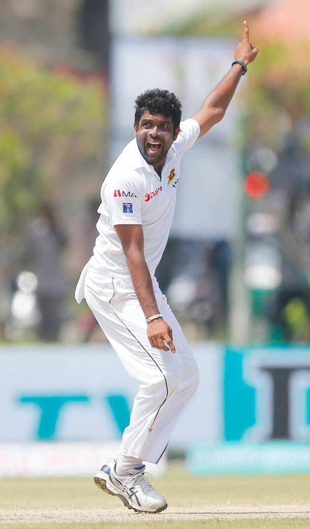 Sri Lanka vs Australia, 2nd Test Day 2: Rangana Herath hat-trick wrecks Australia, hosts in charge