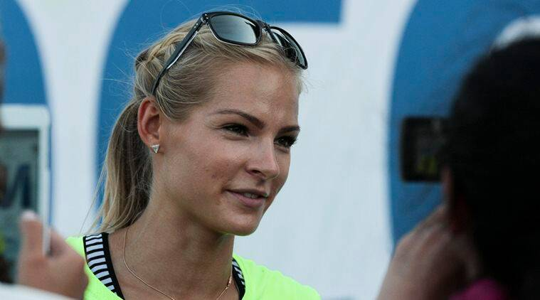 Darya Klishina, Klishina, Darya Klishina CAS, Russia athletics, Russia WADA, Russia CAS, Russia IAAF, Russia doping, doping sports, doping olympics, Rio 2016 Olympics, Olympics, Olympics news