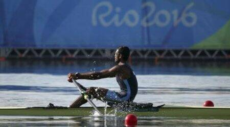 His mother ailing, Indian rower Dattu Bhokanal keeps focus, enters quarters