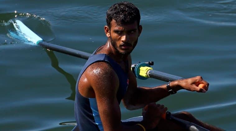 Dattu Bhokanal, Dattu Bhokanal India, India, Dattu Bhokanal rowing, Rio 2016 Olympics, Rio 2016 Olympics news, Rio 2016 Olympics updates, sports news, sports