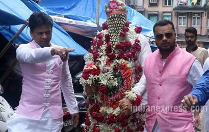 Big wedding in Dawood Ibrahim's family; nephew ties knot