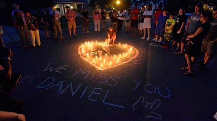 North Carolina, Deaf driver, daniel kevin harris, driver shot, driver fired at, driver shot dead, police, Denver police, world news
