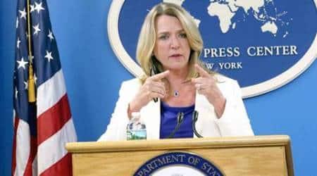 Deborah Lee James, US Air force Secretary. US Air force secretary in India, India US relations, India news,