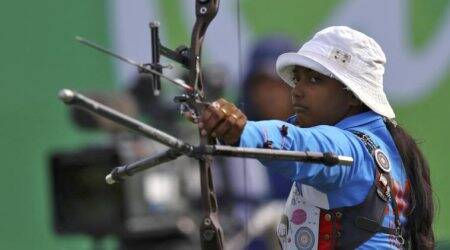 deepika kumari, archery world cup, deepika kumari archery world cup, archery news, sports news, indian express