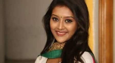 Pooja Jhaveri says that her role in upcoming Telugu romantic-drama Dwaraka, which stars Vijay Deverakonda in the lead, gave her lot of scope to perform.