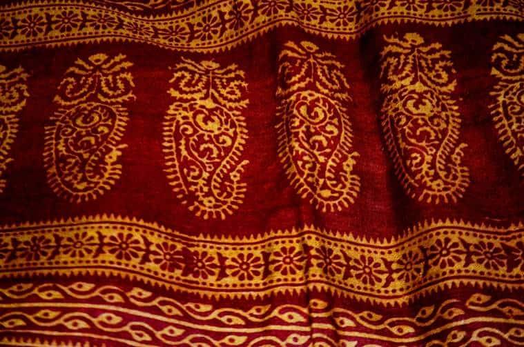 A Dhar Sari. (Source: Swasti Pachauri)