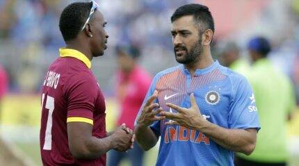Rain ruins India's chance to level T20I series against WI