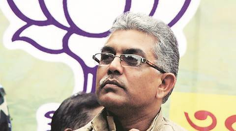 Haven't got notice from TMC MP, says West Bengal BJP President Dilip Ghosh