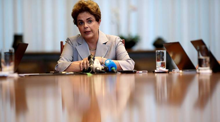 brazil, brazil senate, dilma rousseff, brazil president, dilma rousseff impeachment trial, brazil news, world news, latest news, international news