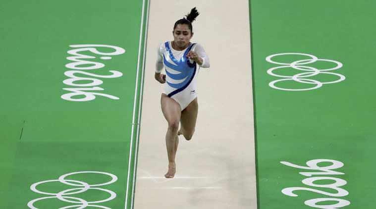 dipa karmakar, karmakar, dipa karmakar india, dipa karmakar gymnastics, olympics india, india olympics 2016, rio 2016