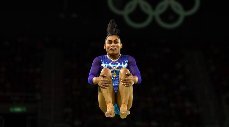 Rio 2016 Olympics, Rio 2016 Olympics news, Rio 2016 Olympics updates, Dipa Karmakar, Dipa Karmakar India, India Dipa Karmakar, Dipa Karmakar athlete, sports news, sports