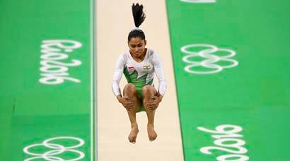 Rio 2016 Olympics: Dipa Karmakar creates history, enters Gymnastics finals at Games