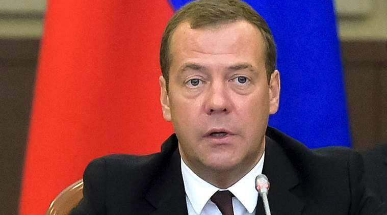 Russia, US, Russia-US talks, talks suspended, supension decree, Dmitry Medvedev, washington-moscow, tensions, nuclear research cooperation, nuclear cooperation, US Russia nuclear talks, syria, ceasefire violation, world news, indian express