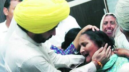 Ludhiana: Driver surrenders, victims' kin accept compensation offer