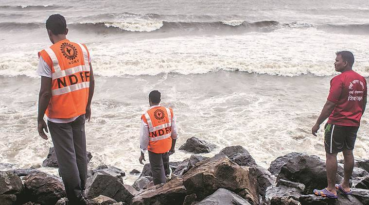 Mumbai Fishermen Drowned, Mumbai Drowning, Fishermen Drowned Mumbai, Mumbai Drowning, Mumbai Fisherman Drown, India News, Latest India News, Indian Express, Indian Express News