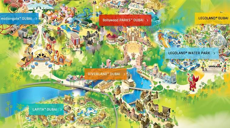 Mideast S Largest Theme Park To Open This October The