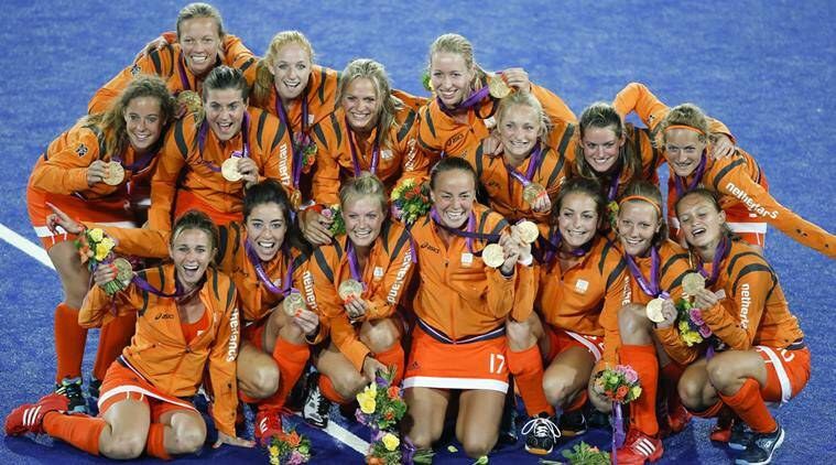 Image result for holland ladies hockey rio