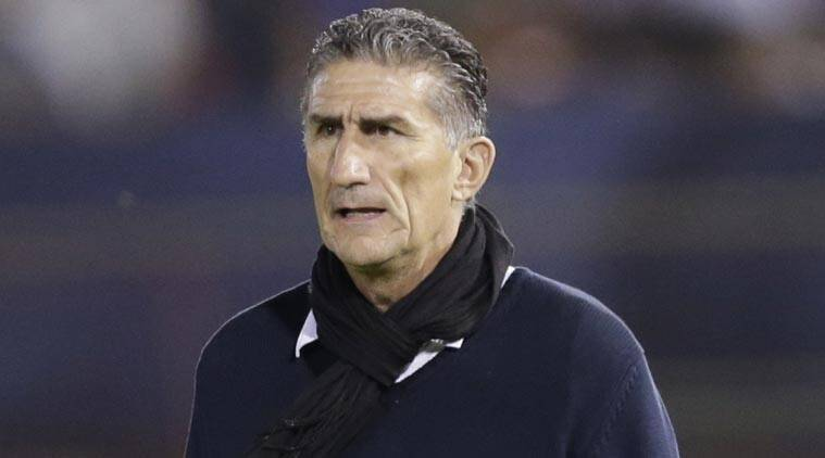 argentina edgardo bauza as new coach of national