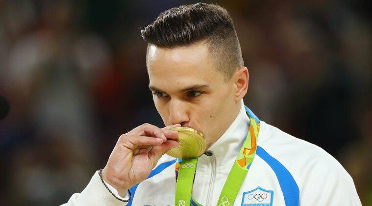 Eleftherios Petrounias, Eleftherios Petrounias Greece, Greece Eleftherios Petrounias, Rio 2016 olympics, Rio Games, Sports news, Sports