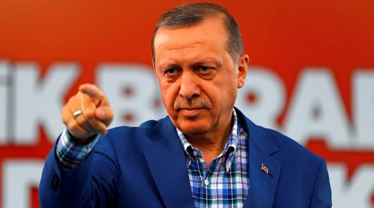 Erdogan, Recep Tayyip Erdogan, Turkey, Turkey government, turkey new system, presidential system, prime minster, world news, indian express news