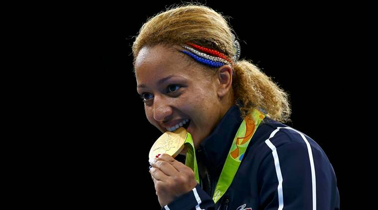 Estelle Mossely, Estelle Mossely France, Estelle Mossely gold medal, Estelle Mossely lightweight, Rio 2016 Olympics, Rio Games, Sports news, Sports