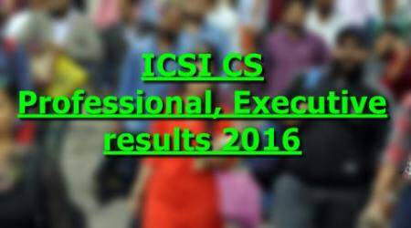 ICSI CS Professional, Executive result 2016: Here's how to check
