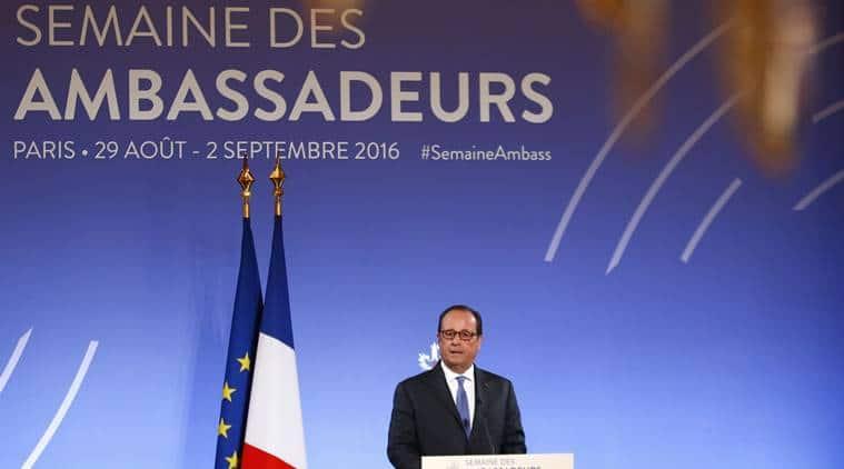 French President Francois Hollande, france, france turkey, IS, islamic state, syria, france turkey, ISIS, IS turkey, Vladimir Putin,  G20,  G20 summit, Kurds, kurdish, latest world news