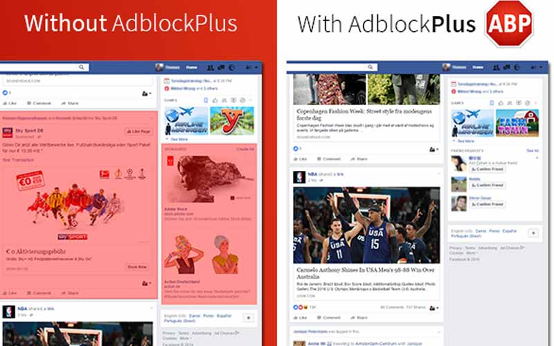 Ad blockers out-flank Facebook