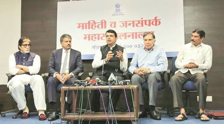 Maharashtra, maharashtra government, PPP, PPP model, Maharashtra's PPP model, PPP model for development, devendra Fadnavis, fadnavis, maharashtra chief minister, maharashtra villages, maharashtra NGOs, Maharashtra corporate sector, Maharashtra news, india news