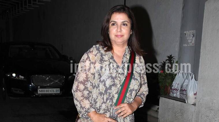 Farah Khan, Farah Khan movies, Farah Khan news, Farah Khan next movie, Farah Khan songs, om shanti om, dil se, munni badnam hui, Farah Khan news, entertainment news