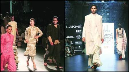 "Rajesh Pratap Singh, fashion collection The Punjabi Suit, The Punjabi Suit, Lakme Fashion Week , Kanika Goya, Arjun Saluja, Dissonance, Chirag Nainani's ""Coup De Grace"", Fashion news, Latest news, India news,"