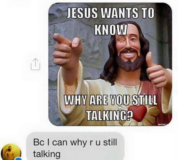 This is how a father shut up a guy asking for his daughter's number on Facebook, with memes!