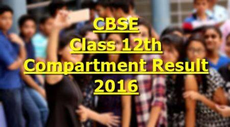 CBSE Class 12 compartment 2016: Result declared, check how todownload