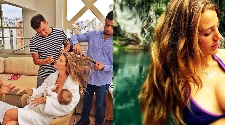 Celebs have made efforts on their part to #normalizebreastfeeding.