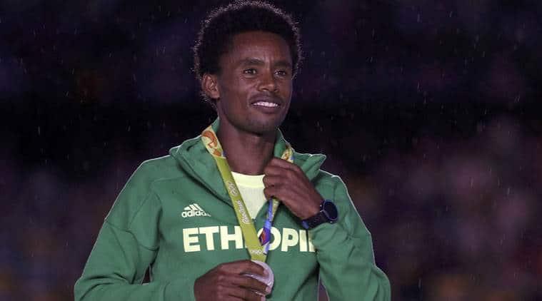 Feyisa Lilesa, Lilesa, Feyisa Lilesa Ethopia, Feyisa Lilesa marathon, Feyisa Lilesa silver medal, Rio 2016 Olympics, Rio Olympics, Sports news, Sports