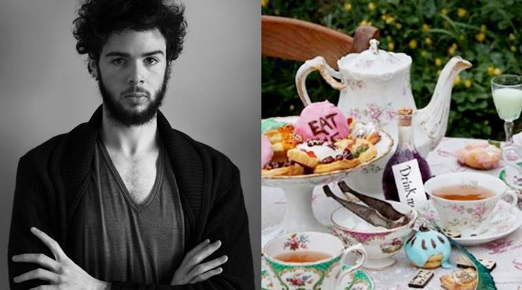 charles roux, fictitious feasts, food photography, food in literature, oliver twist, alice in wonderland, enid blyton, proust