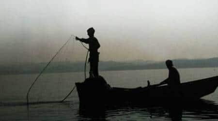 tamil nadu fishermen, sri lankan navy, sri lanka, sri lanka arrests indian fishermen, tamil nadu fishermen arrested, indian express, india news