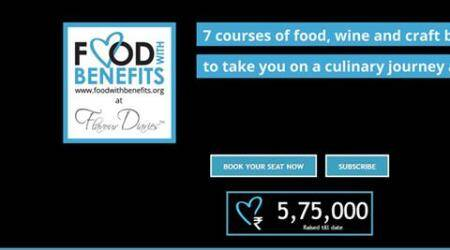 NGO Kranti, asian meal, indian meal, indian cuisine, mumbai food with benefits, food with benefits,