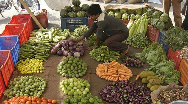 wholesale price index, wholesale inflation india, wholesale inflation rate, wholesale inflation index, raghuram rajan, food inflation, RBI, PM Narendra Modi, India farmers, consumer price index, wholesale price index, RBI, Indian inflation, household inflation, Seventh Pay Commission, nda governmnet, pulses price inflation, price inflation, food price inflation, indian express editorial