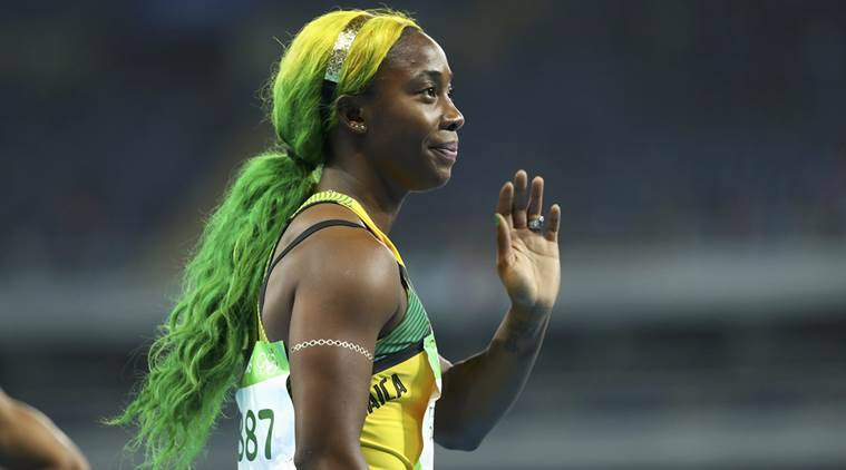 Shelly ann fraser pryce embarks on triple quest at rio 2016 olympics rio 2016 olympics rio olympics 2016 rio olympics rio 2016 olympics 2016 altavistaventures Images