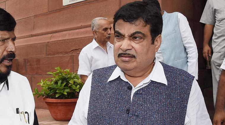 nitin gadkari, gadkari, nithin gadkari, india roads, road transport, national highway, nh, Varanasi-Jaunpur, Varanasi-Gazipur , india news