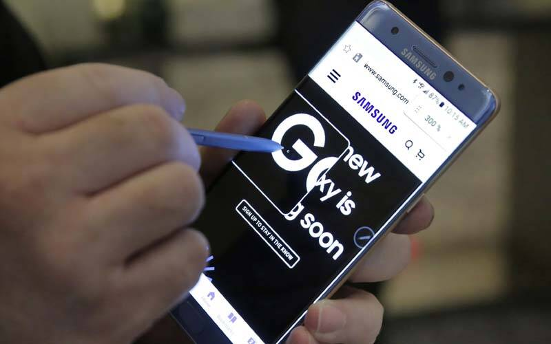 Samsung, Samsung Galaxy Note 7, Note 7 launch, Galaxy Note 7 India price, Galaxy Note 7 sales, Galaxy Note 7 sale, Galaxy Note 7 specs, Galaxy Note 7 vs Note 5, Galaxy Note 7 new features, Galaxy Note 7 Iris scanner