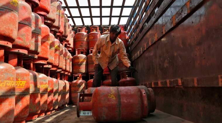 lpg, lpg prices, lpg subsidy, lpg hike, lpg price hike, india news, indian express,
