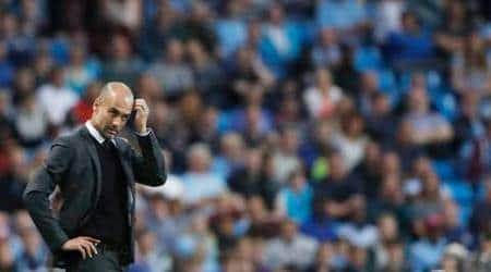 manchester city, manchester, barcelona, barcelona football, pep Guardiola, Guardiola, premier league football, premier league, football