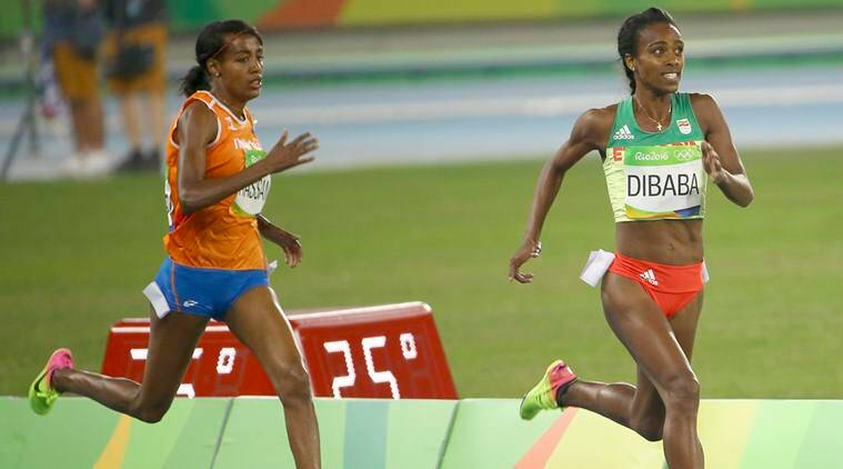 Women's 1500m - Final Olympic Games Rio 2016